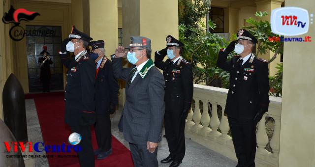 NAPOLI: Carabinieri onorano la memoria dei defunti