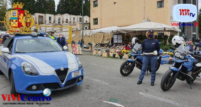 Capodimonte: una donna arrestata per detenzione stupefacenti