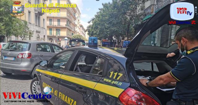 Napoli: emesse ordinanze di misura cautelare vs 8 persone Guardia di Finanza Napoli: fine settimana di controlli