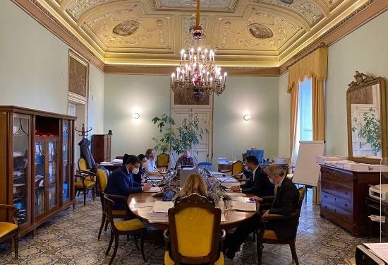 Si è svolto ieri all'ARS in IV Commissione un incontro