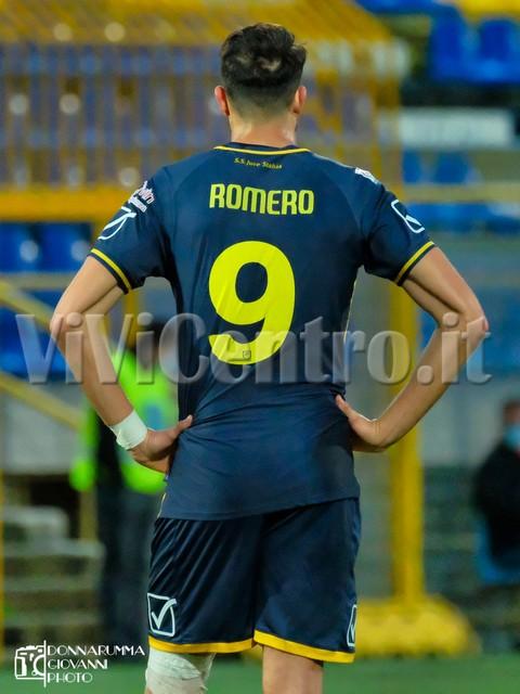 Juve Stabia - Romero