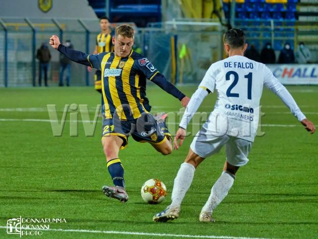 Juve Stabia 2 Viterbese 0 Calcio Serie C Castellammare (74)