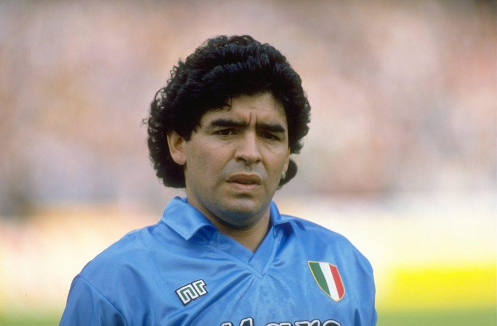 Call for Artist per una statua da dedicare a Diego Armando Maradona