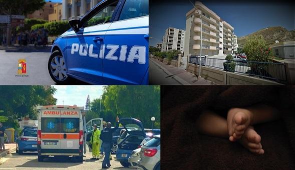 Il neonato con il cordone ombelicale ancora attaccato al corpo è stato trovato in un sacchetto