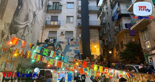 Il lutto di Napoli