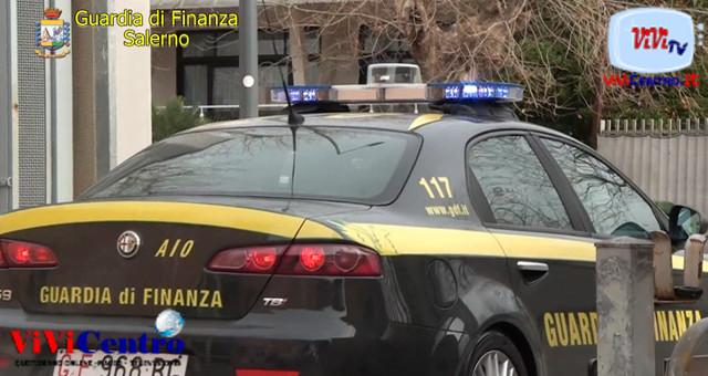 Salerno, Guardia di Finanza