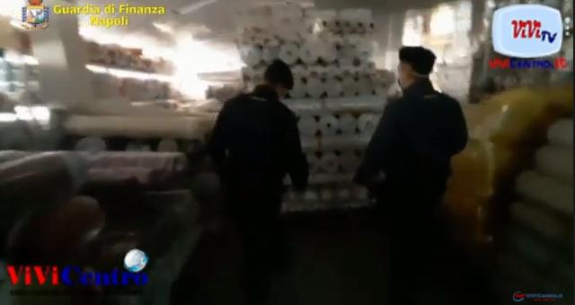"""Sequestrati a Napoli 11 000 articoli con il marchio """"Thun"""" contraffatto"""