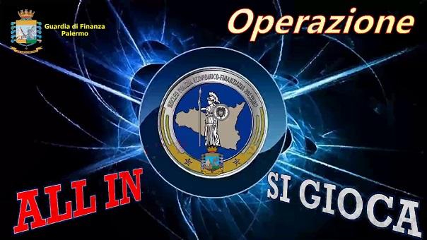 Smantellate dalla GdF di Palermo ed eseguite 15 misure cautelari personali