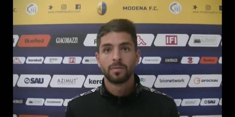Modena - Perugia 0 - 1. -Sounas -