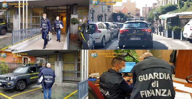 La Guardia di Finanza della Compagnia di Taormina con il Comando di Messina