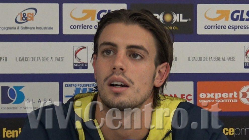 Tommaso Fantacci Juve Stabia