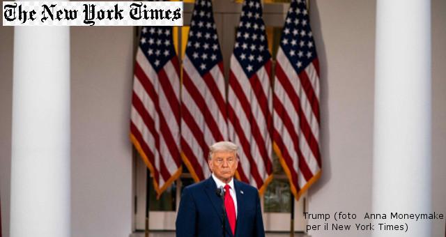 Cancellazioni fiscali di Trump in 2 indagini sulle frodi a New York