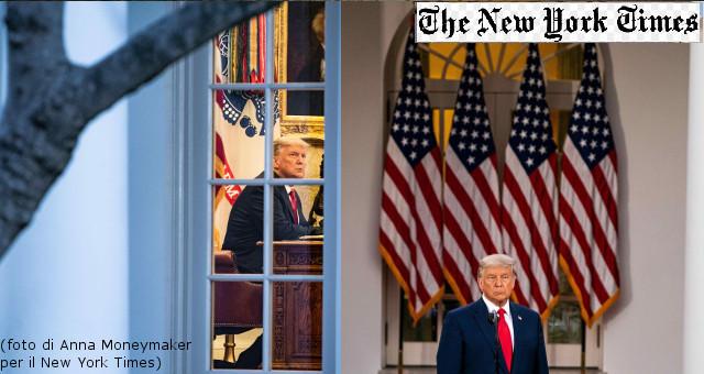I tentativi di Trump di ribaltare le elezioni oltraggiosi per gli USA