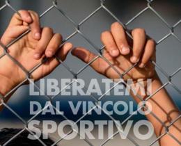 Spadafora e la riforma dello sport. Abolizione del vincolo necessaria