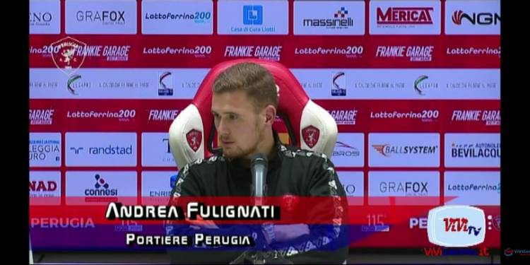Andrea Fulignati - Portiere Perugia -