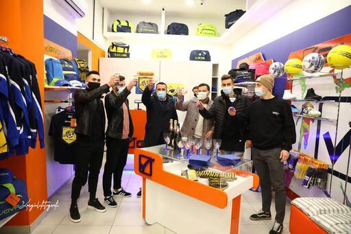 Juve Stabia apertura store