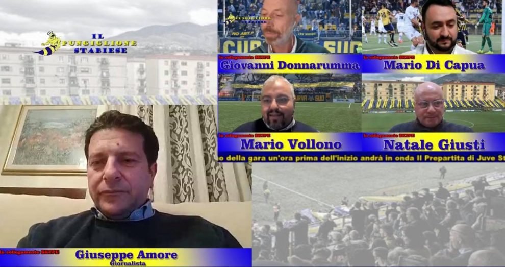 Amore Juve Stabia