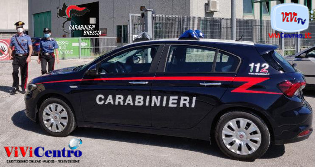 Carabinieri Breno (BS), denunciata una borseggiatrice seriale