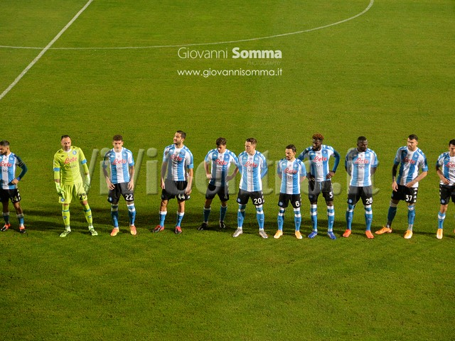 Crotone Napoli Serie A Tim 2