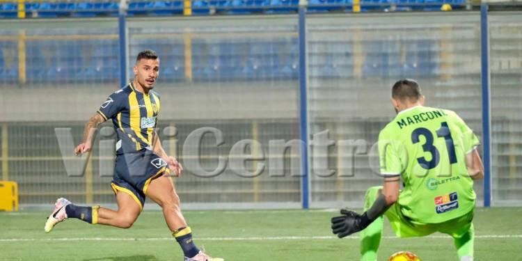 Francesco Orlando Juve Stabia Potenza Gol