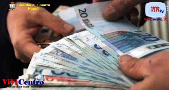 Guardia di Finanza di Castellammare esegue ordinanza applicativa