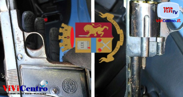 Polizia: sequestrate armi e munizioni, due gambiani in manette per droga