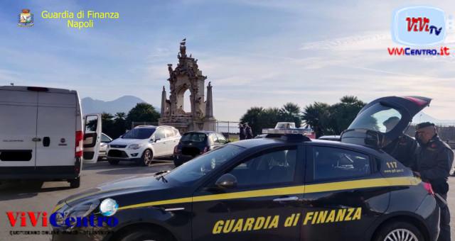 Decumani: per controlli anti assembramenti chiusi tre bar GdF Napoli: oltre 1000 controlli, 33 sanzioni tra violazioni e denunce