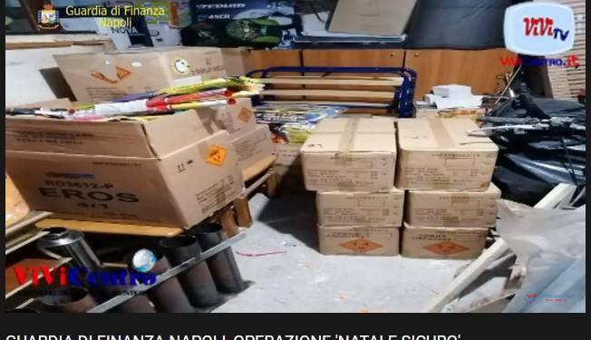 """Guardia di Finanza Napoli: Operazione """"Natale Sicuro"""" VIDEO"""