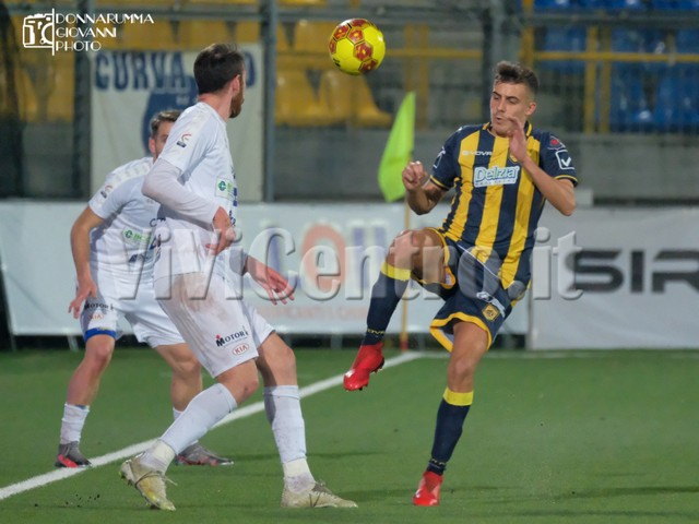 Scaccabarozzi Juve Stabia 2 Potenza 0 Calcio Serie C 2020 2021 (13)