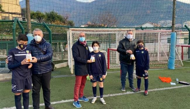 Juve Stabia Under 15 Regionale Natale