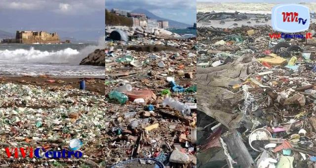 Le ultime mareggiate di Napoli, cosa intendiamo per climate change