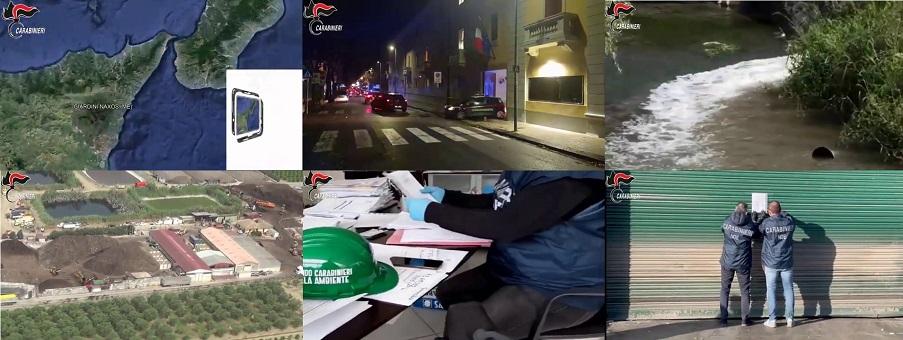 Messina: i CC hanno eseguito 16 misure cautelari più sequestri