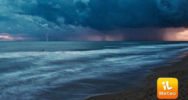 Meteo Castellammare fino a venerdì: prevalenza di temporali e schiarite