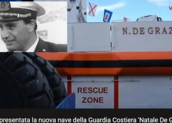Nuova nave per la Guardia Costiera a Messina VIDEOBIOGRAFIASCHEDAFOTO