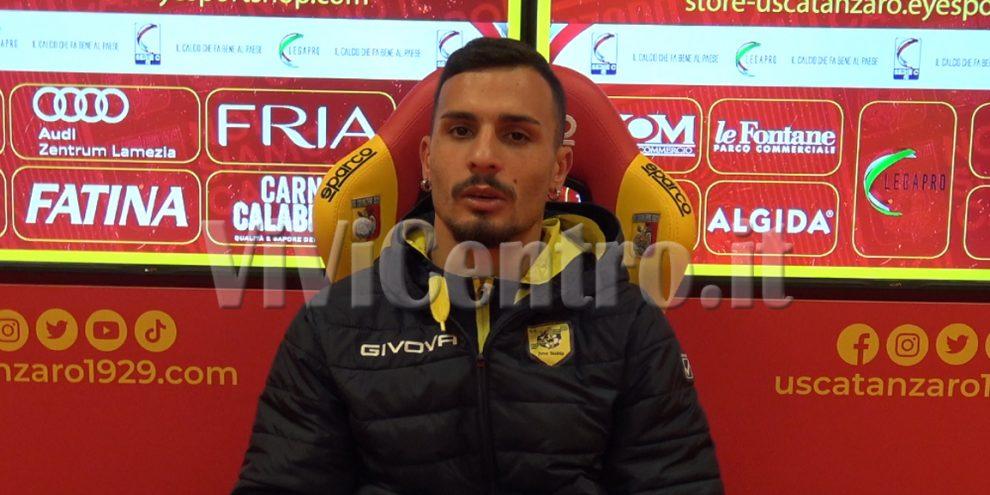 Orlando Catanzaro Juve Stabia