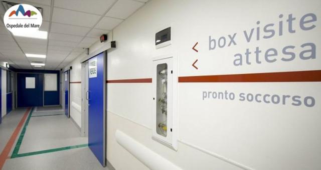 Ospedale del Mare (foto dal loro FB)