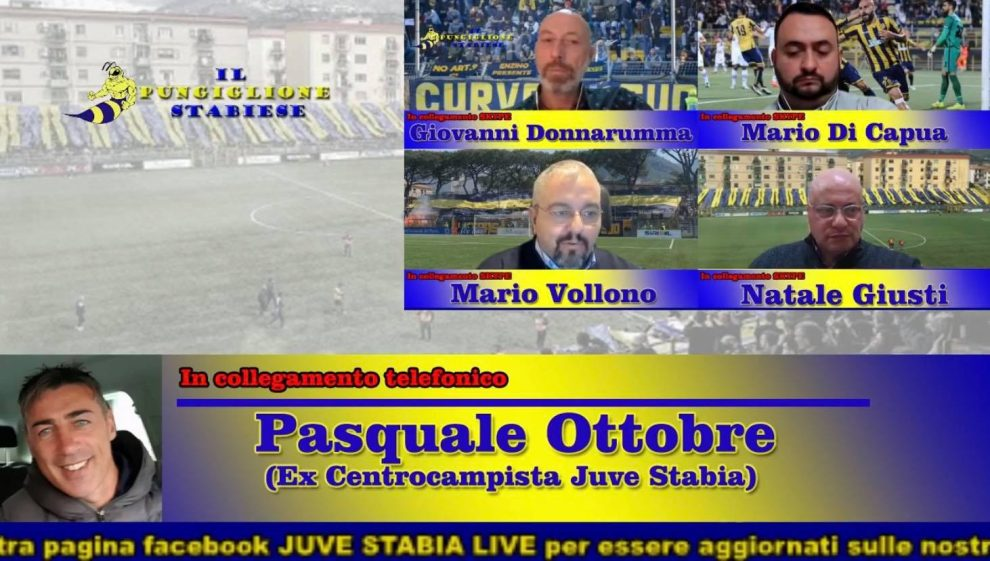 Ottobre Juve Stabia