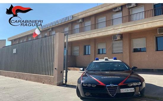 I CC di Vittoria (Ragusa) hanno arrestato un 33enne italiano che perseguitava una donna straniera