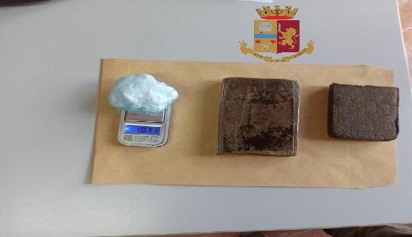 La Polizia di Stato di Partinico ha tratto in arresto un pregiudicato