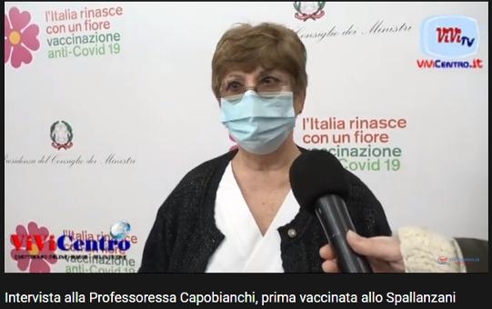 """Vaccinata la scienziata che isolò il virus: """"Scelta sicura"""""""