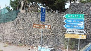 torre del greco segnaletica stradale