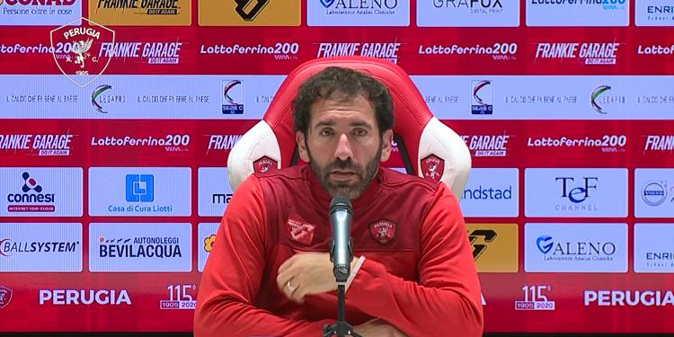 Fabio Caserta - Allenatore Perugia -