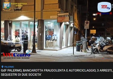 Gli arresti e i sequestri sono stati eseguiti dalla GdF di Palermo