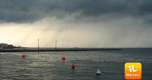 Castellammare, meteo: oggi poco nuvoloso, giovedì 28 nubi sparse, venerdì 29 cielo coperto