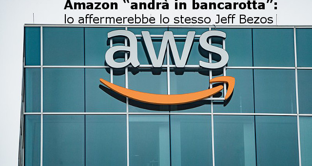 Amazon 'andrà in bancarotta' (FOTO, Tony Webster from Minneapolis, Minnesota, United States)
