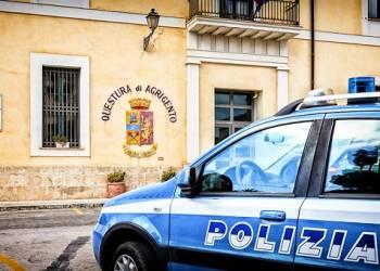 La Polizia di Stato di Agrigento ha arrestato un giovane pregiudicato