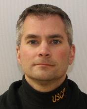 Brian D. Sicknick, agente di polizia del Campidoglio degli Stati Uniti