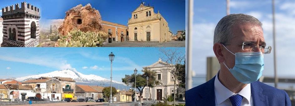 Stanziati fondi per le cittadine di San Gregorio di Catania e Santa Maria di Licodia