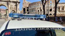 Polizia Locale Roma Capitale, sequestrato per prostituzione un centro massaggi