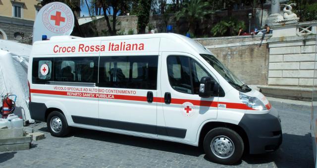 Avviso della Croce Rossa